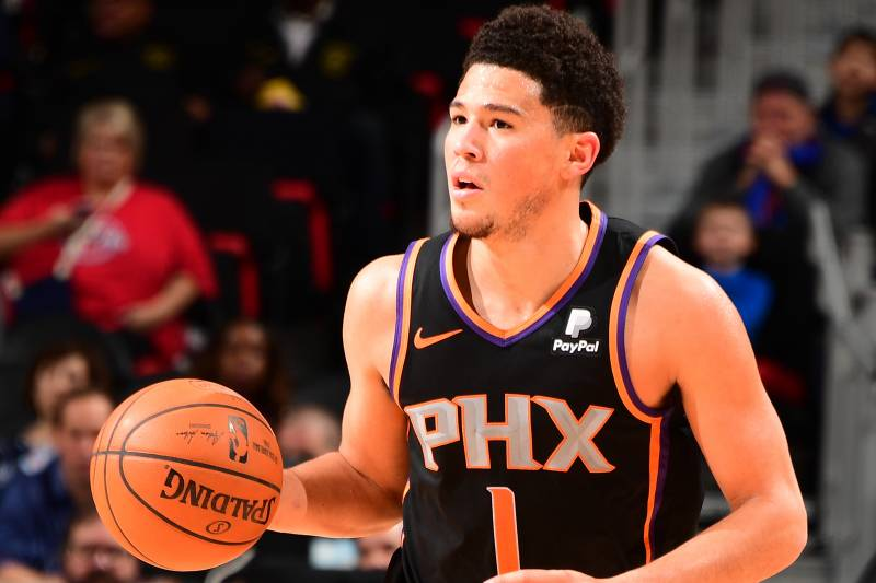 97d139e1eace Devin Booker on Suns  Future   I d Like the Superteam to Come to Me ...