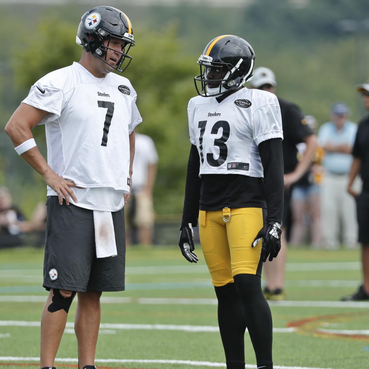 Ben Roethlisberger On James Washington's Drop Vs. Broncos