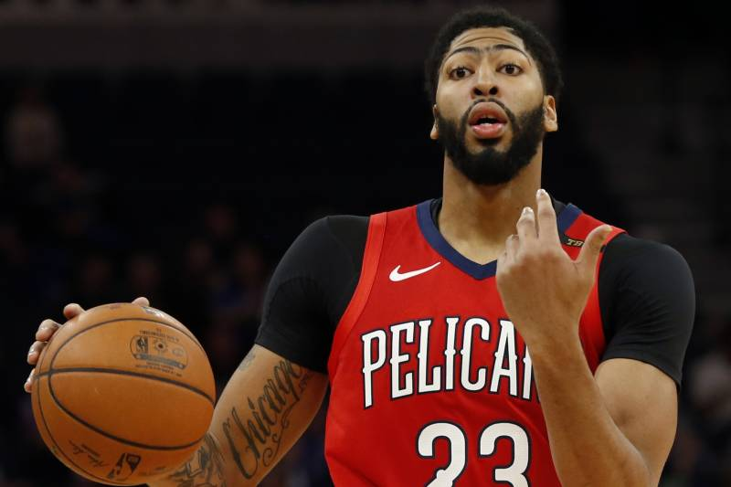 f567c046b Lakers Rumors  Top Trade Buzz Involving Anthony Davis