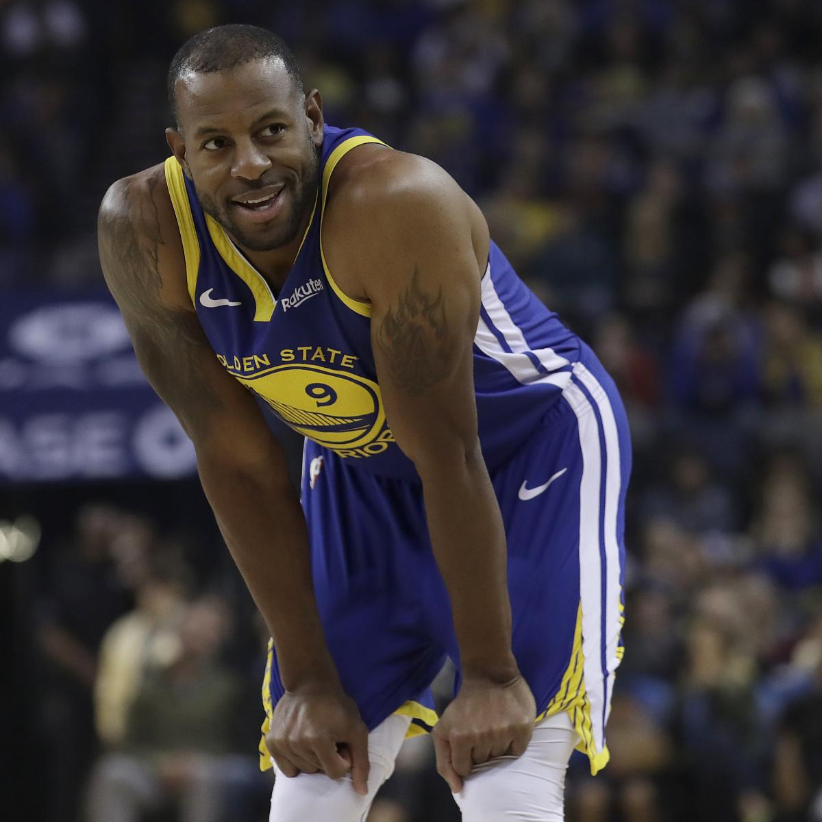 Warriors Come Out To Play Bleacher Report: Warriors News: Andre Iguodala Says He Will 'Max Out' At 3