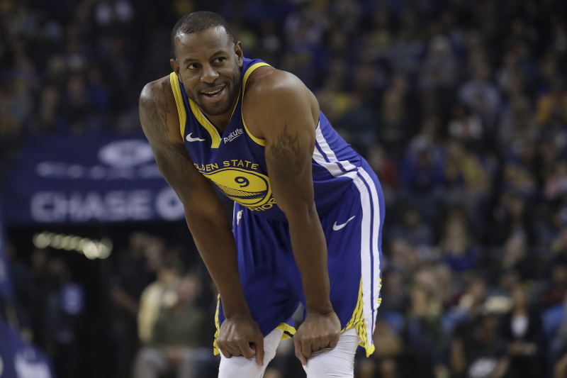 Warriors News: Andre Iguodala Says He Will 'Max Out' at 3 More Years in NBA