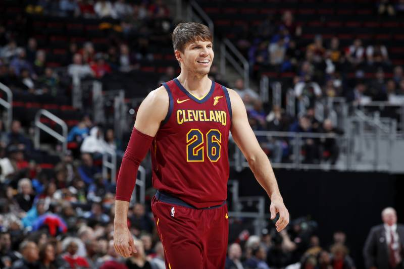03b597e6f5ab Cavaliers Players Reportedly  Upset  by Kyle Korver s Trade to Jazz ...