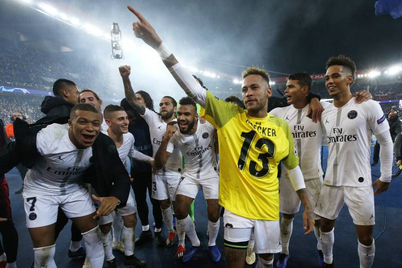 ef19004f16e Neymar Says He Played Injured for PSG in Champions League Clash with  Liverpool