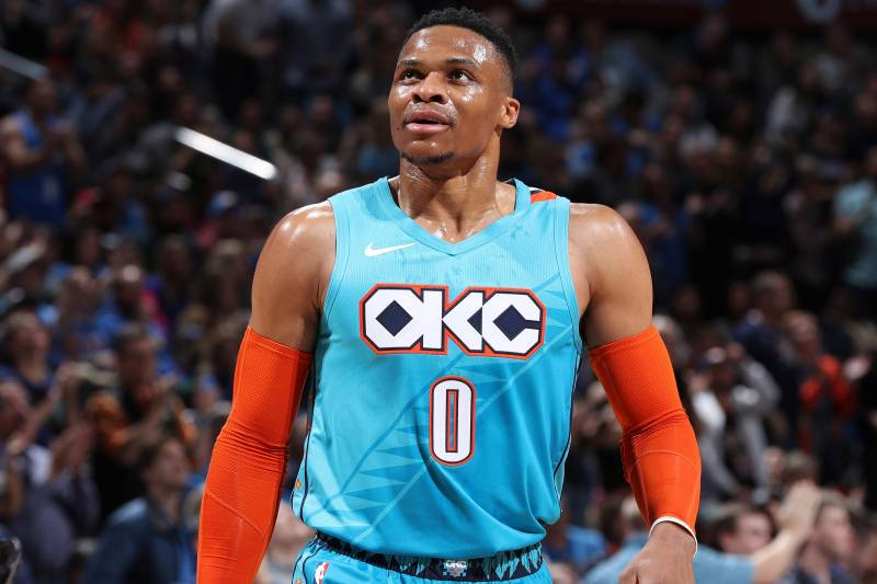 newest 9a0b3 18767 Changing Russell Westbrook's Habits Won't Happen Overnight ...