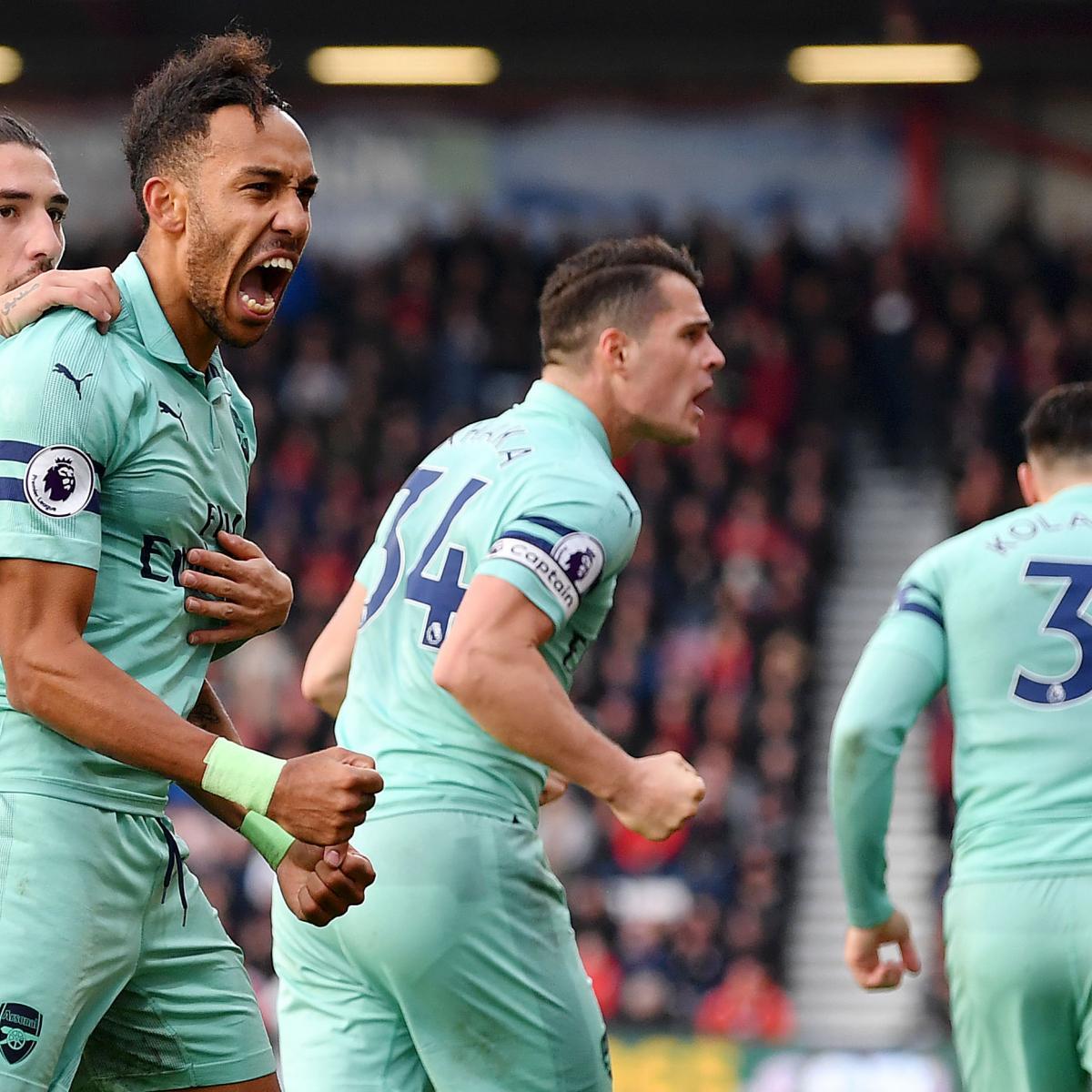 Ajax Vs Tottenham Hotspur Preview Live Stream Tv Info: Arsenal Vs. Tottenham: Odds, Preview, Live Stream, TV Info