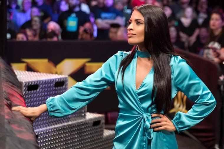 WWE Superstars Aleister Black, Zelina Vega Reportedly Get Married