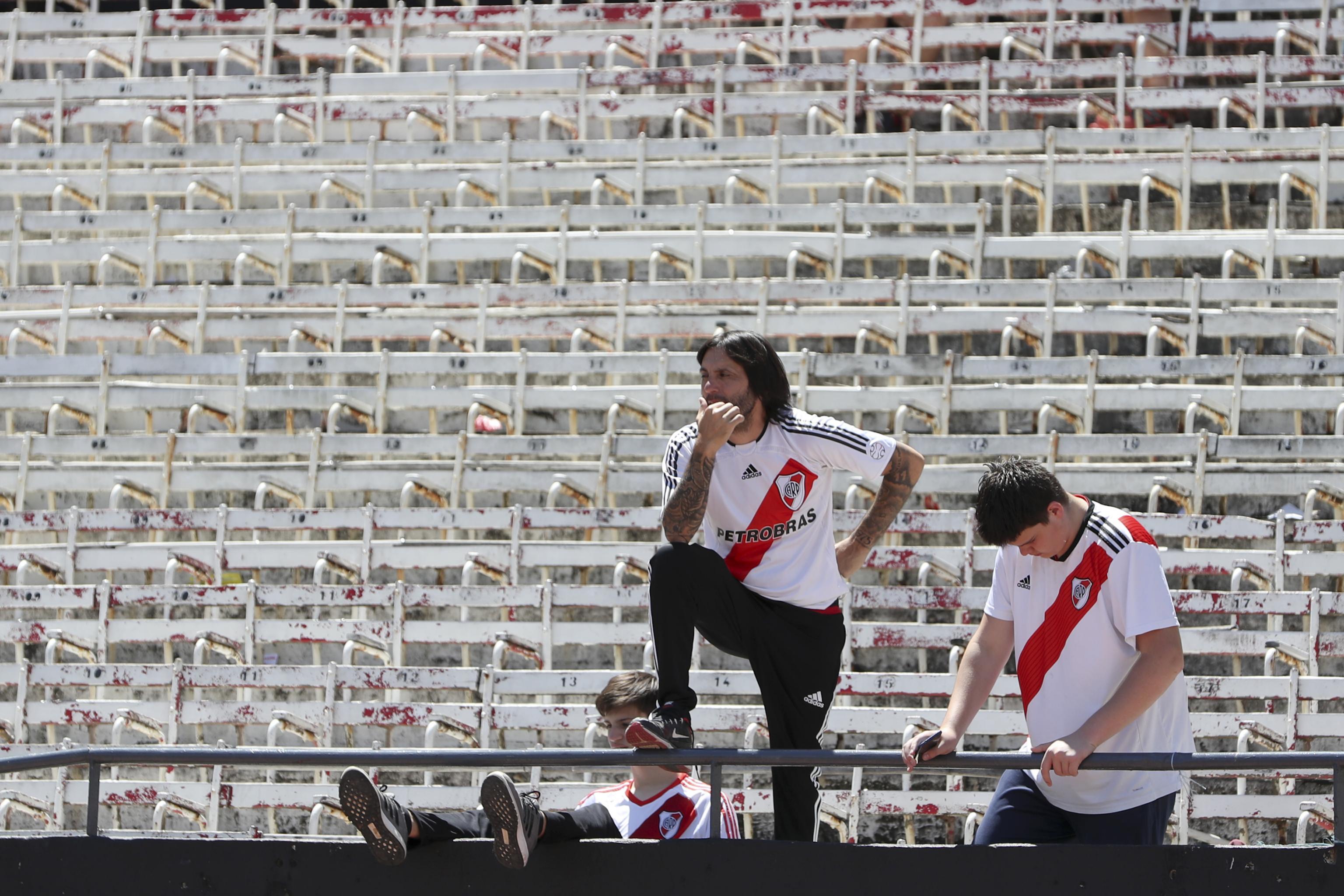 River Plate Refuse To Play Copa Libertadores Final Vs Boca Juniors