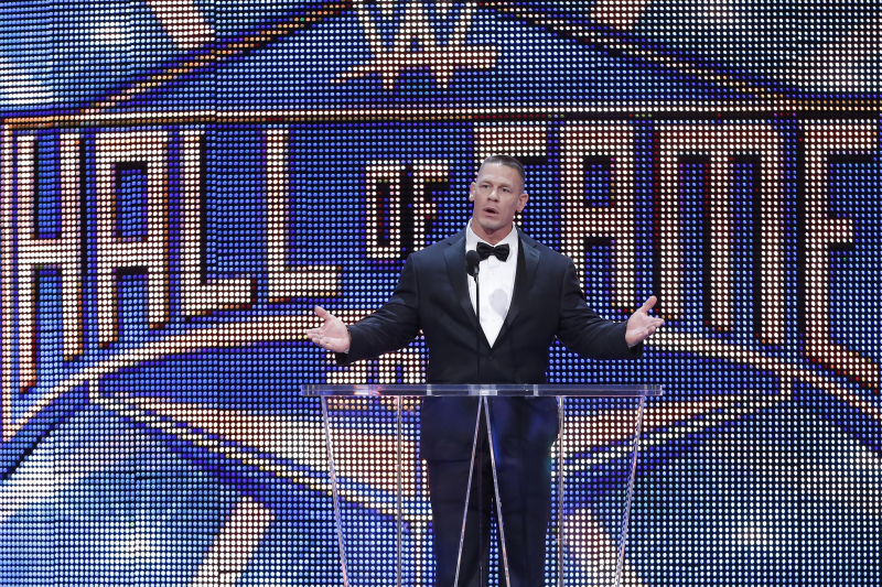 WWE Hall of Fame, NXT TakeOver Switch Days During WrestleMania 35 Weekend