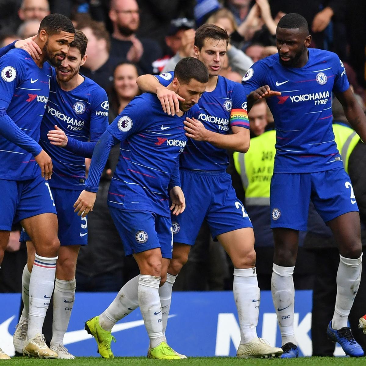Tottenham 3 Fulham 1 Match Highlights Harry Kane Scores: Pedro, Ruben Loftus-Cheek Lead Chelsea Past Struggling