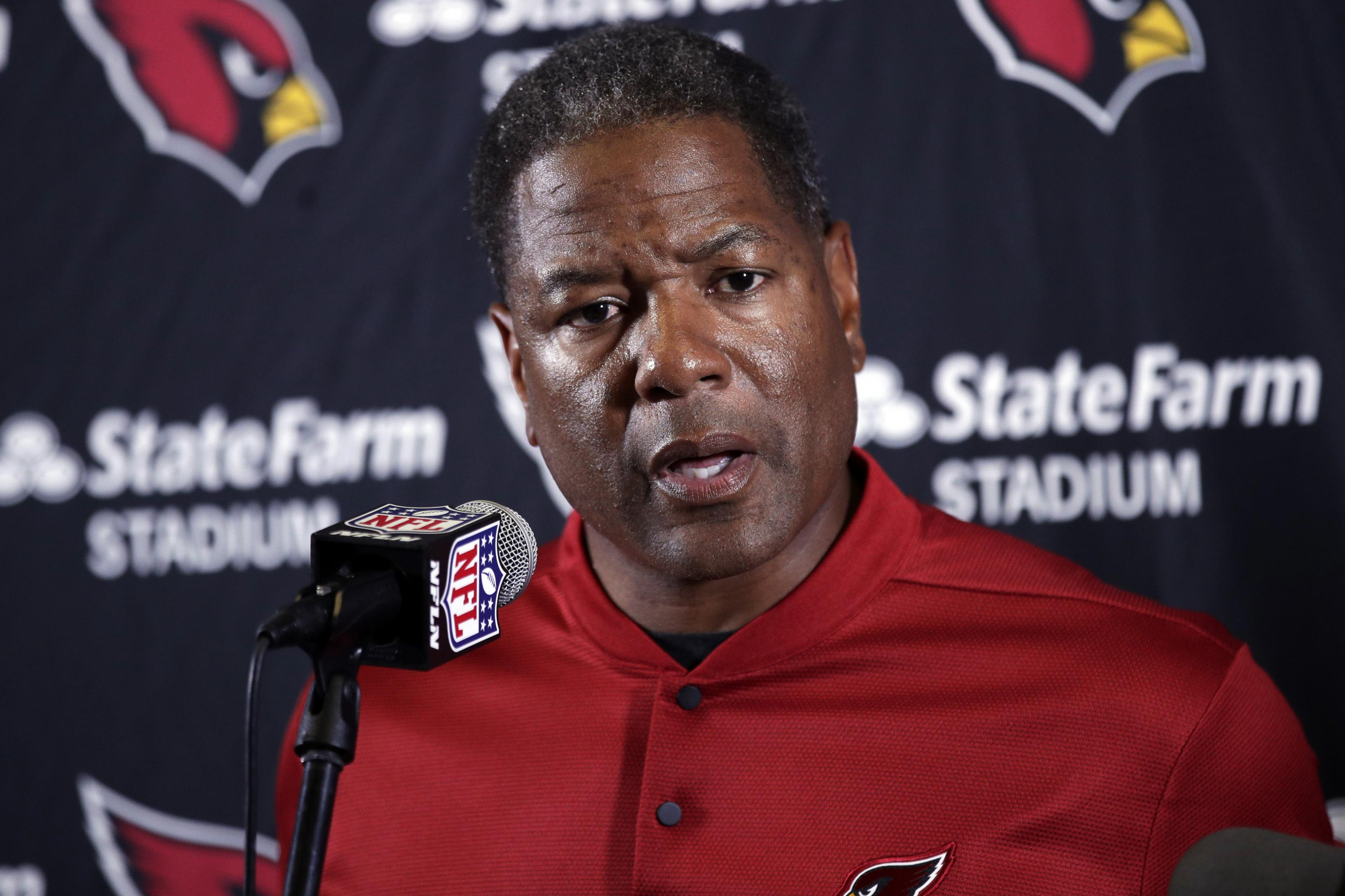 e32e80df Steve Wilks' Job Reportedly in Jeopardy Amid Cardinals' Struggles ...