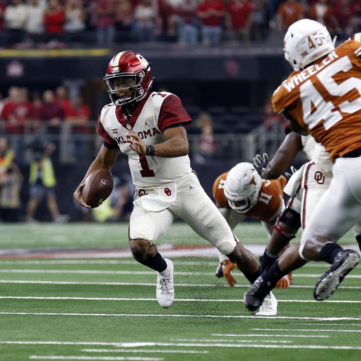 NCAA Football Playoff 2018-19: Full TV Schedule, Odds and ...