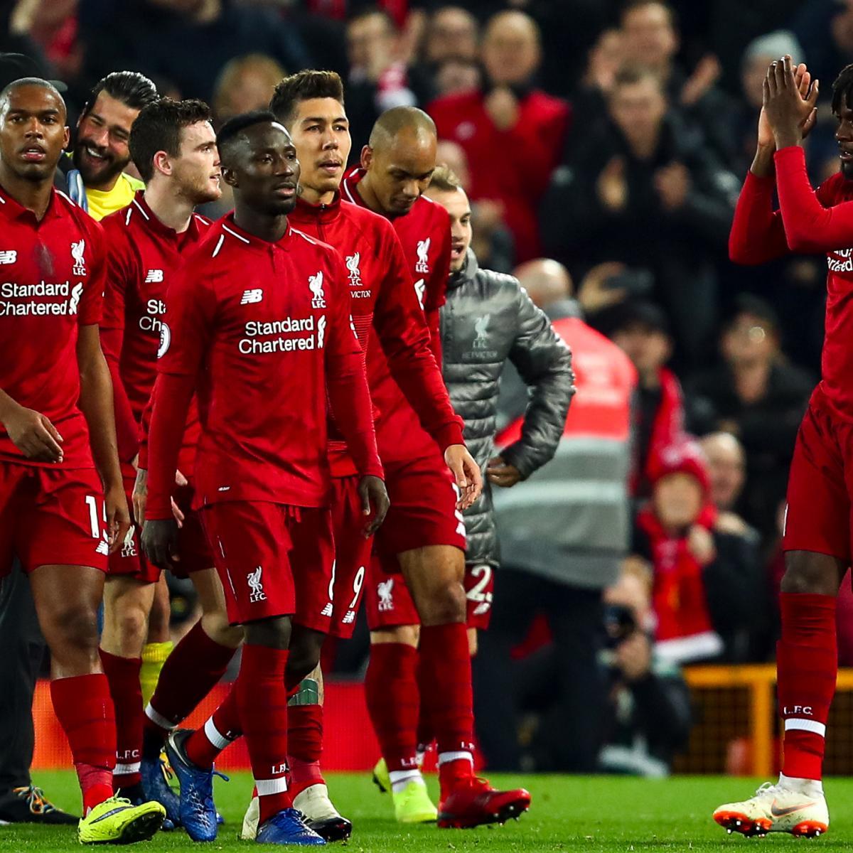 Burnley Vs. Liverpool: Odds, Preview, Live Stream, TV Info
