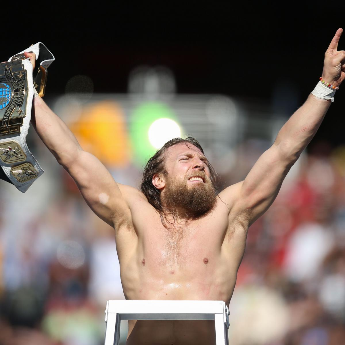 Daniel Bryan Challenged, Jack Swagger's MMA Debut Set and More in WWE Roundup