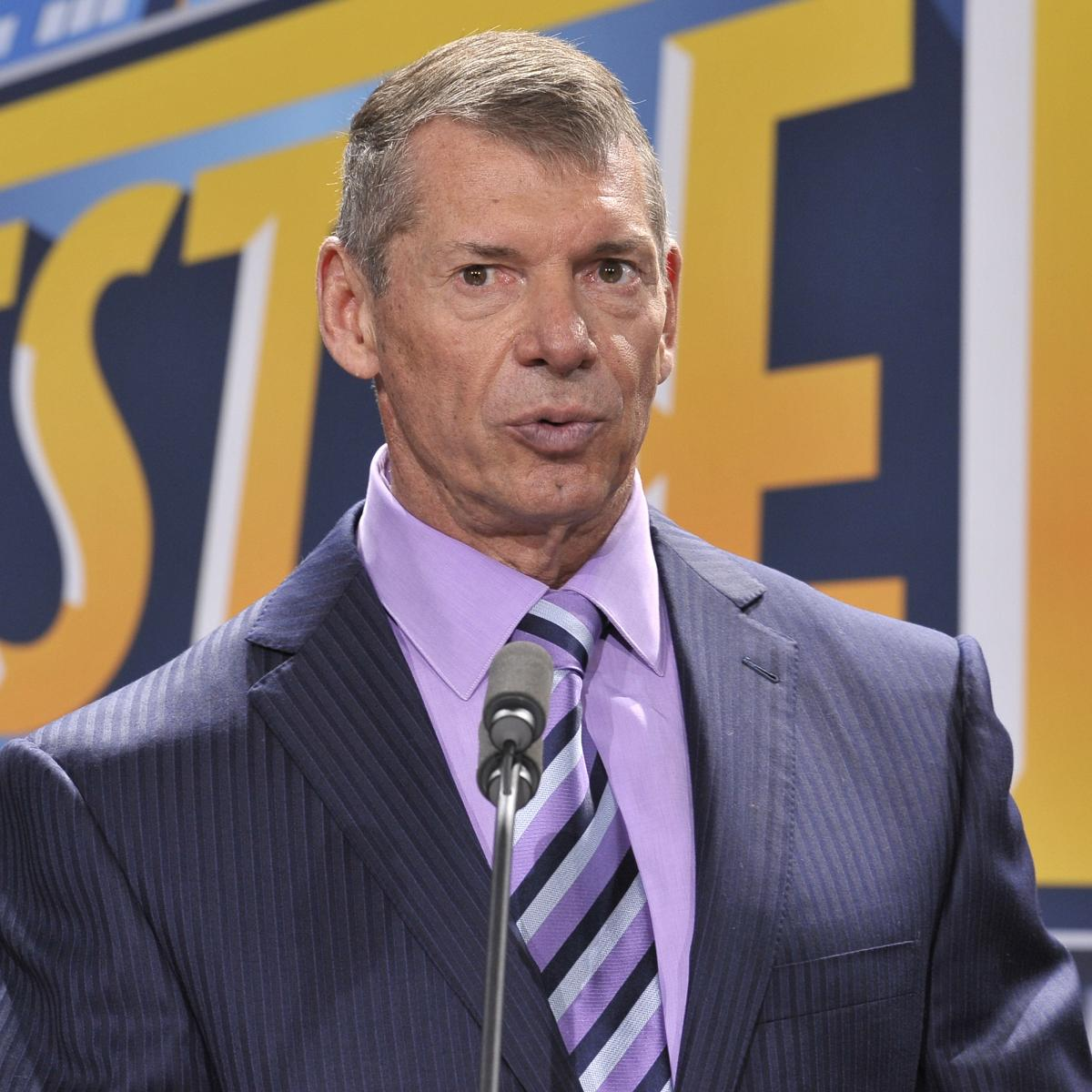 Vince McMahon Sells Around $23M in WWE Stock; Around 1% of Stake in Company