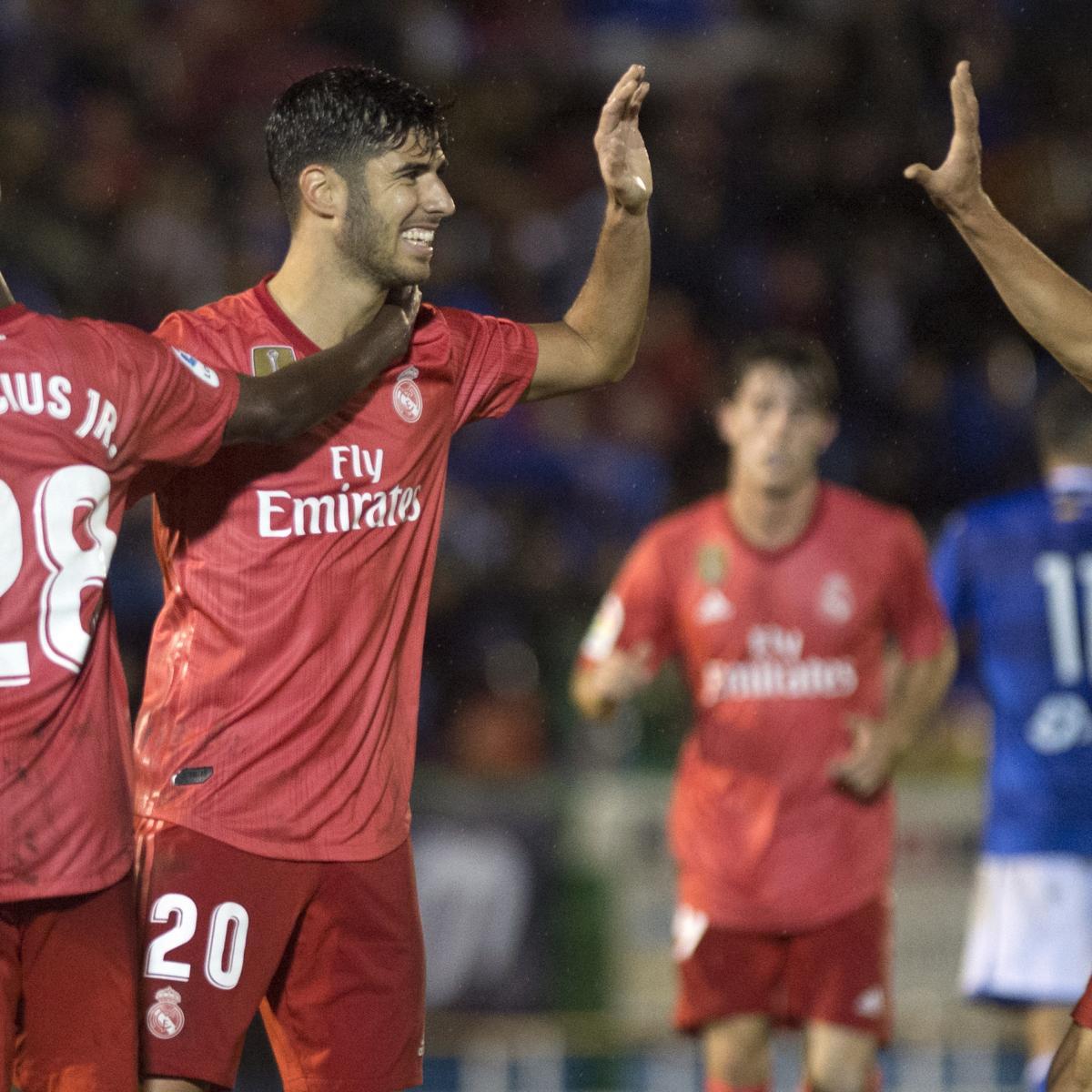 Champions League 2019 Round Of 16 Leg 2 Live Stream Tv: Real Madrid Vs. Melilla: Copa Del Rey Leg 2 Live Stream