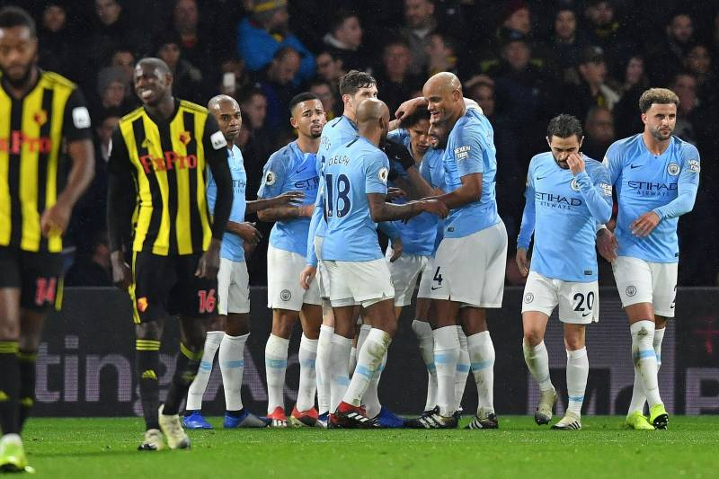 EPL Results Week 15: Tuesday's 2018 Premier League Scores