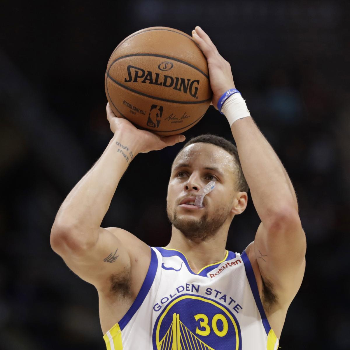 Warriors Movie Clips: Video: Stephen Curry Erupts For 42 Points, 7 Assists In