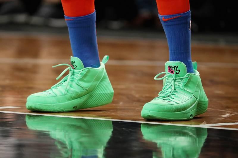 9dd101dd4154 B R Kicks x NBA Nightly  Trae Young Wears N3XT L3V3L