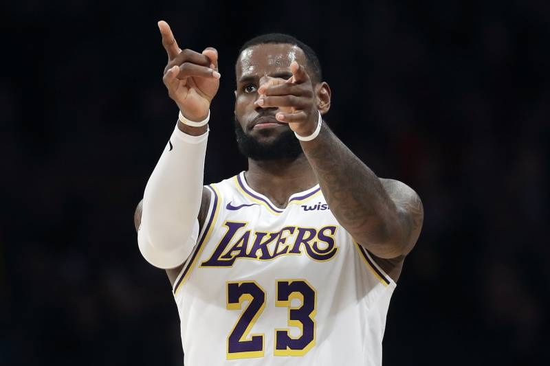 d8d543109c74 How Much Power Does LeBron James Already Have in L.A.