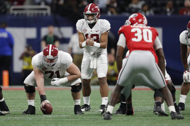 College Football Playoff 2018-19: Predictions, Odds