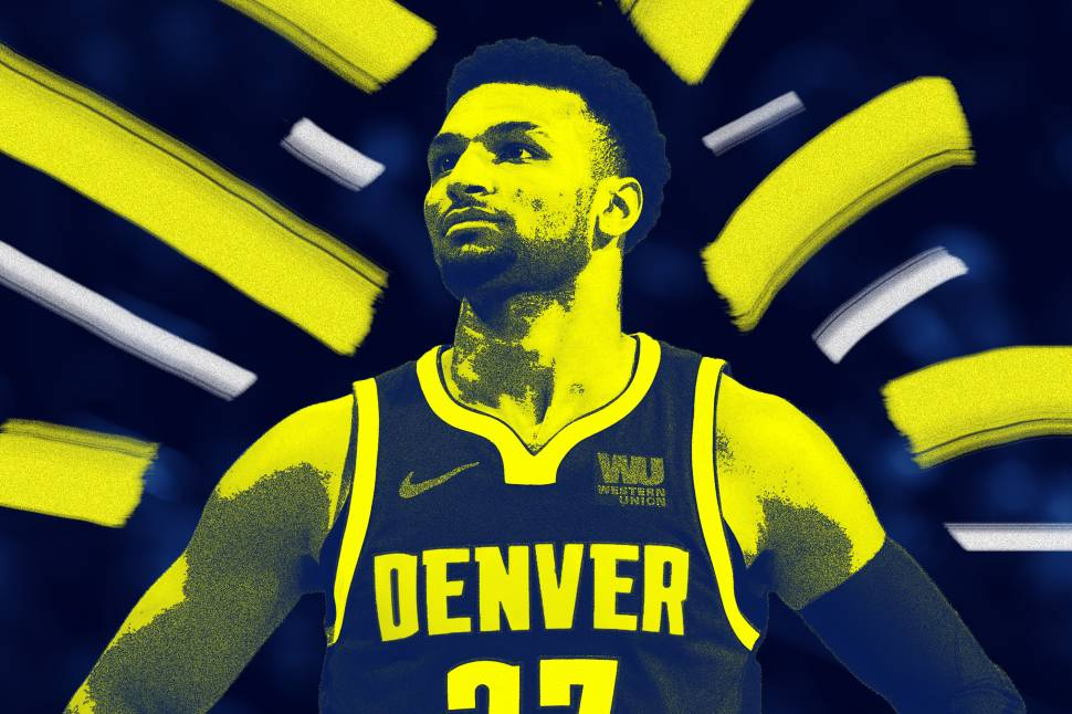 reputable site f974e 5ff77 Don't Sweat Jamal Murray's Technique | Bleacher Report ...
