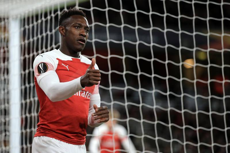 022c04b732c Arsenal Transfer News  Danny Welbeck Reportedly Drawing Galatasaray Interest