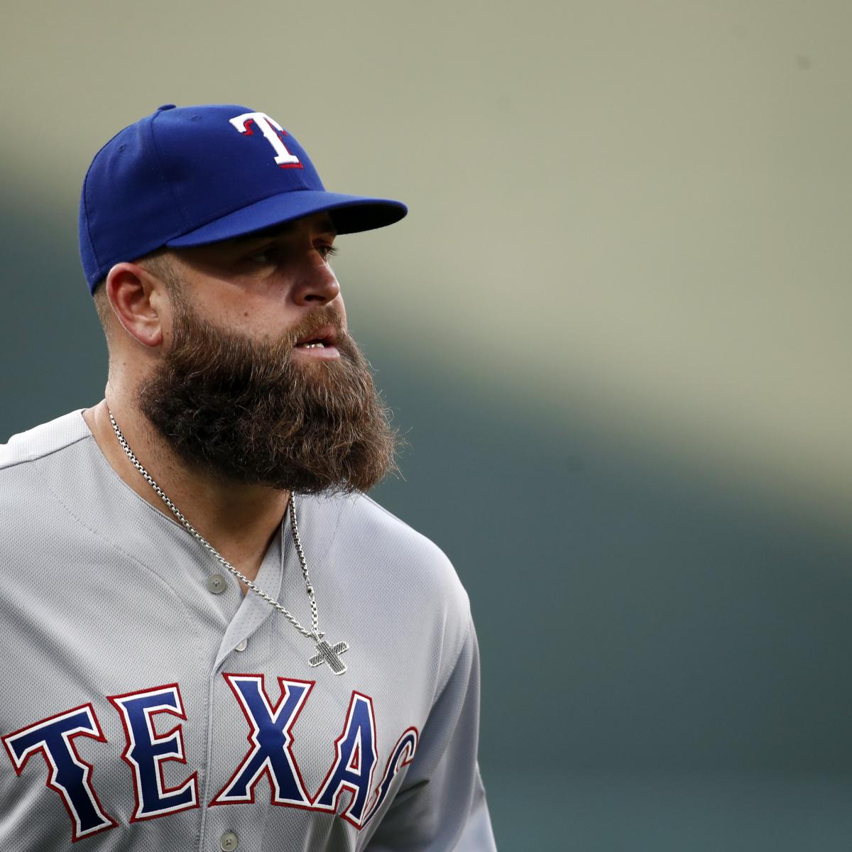 Mike Fiers In World Series: Mike Napoli Retires From MLB; Won World Series With Boston