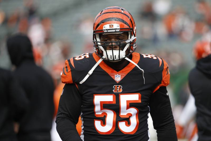 Vontaze Burfict Fined $53,482 for Unnecessary Roughness on