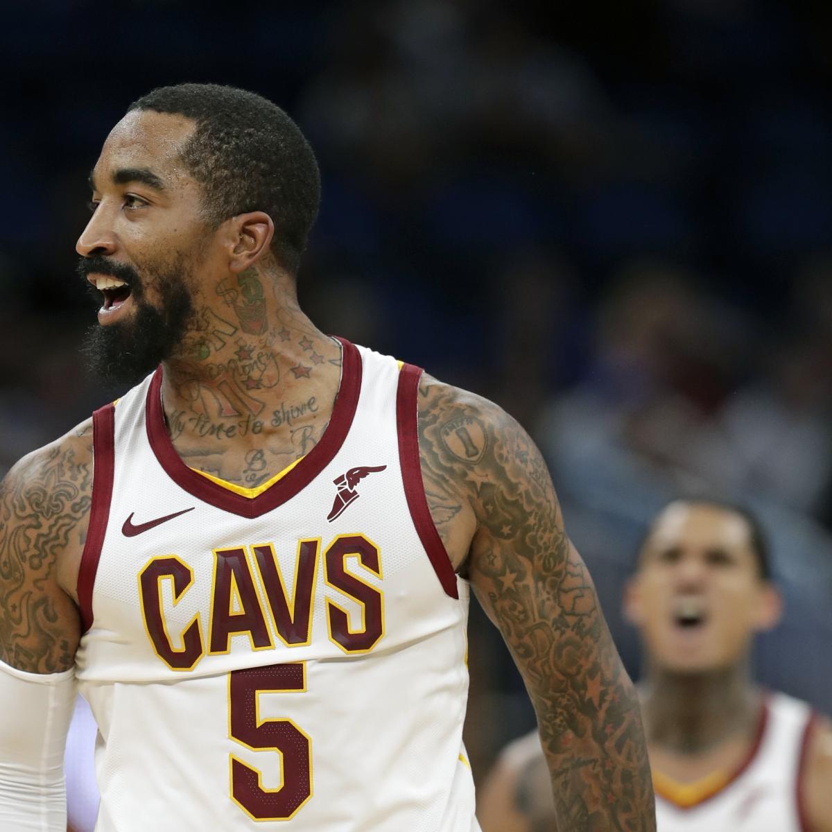NBA Trade Rumors: Latest Buzz on J.R. Smith, Carmelo