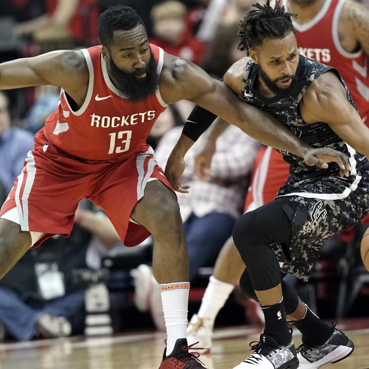 Houston Rockets Game Log: What's Wrong With The Houston Rockets' Trash Defense