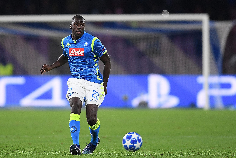 Report: Napoli Set £90M Kalidou Koulibaly Value Amid Manchester ...