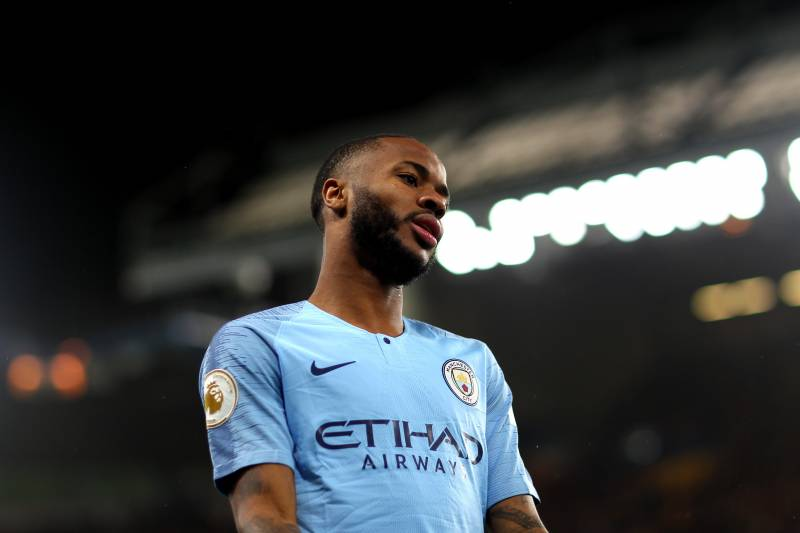 watch a0710 f652a Raheem Sterling Says Newspaper Headlines 'Fuel Racism' in ...