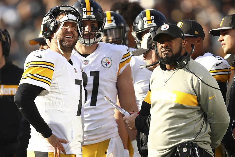online store f0faf f2846 What's Wrong with the Pittsburgh Steelers? | Bleacher Report ...