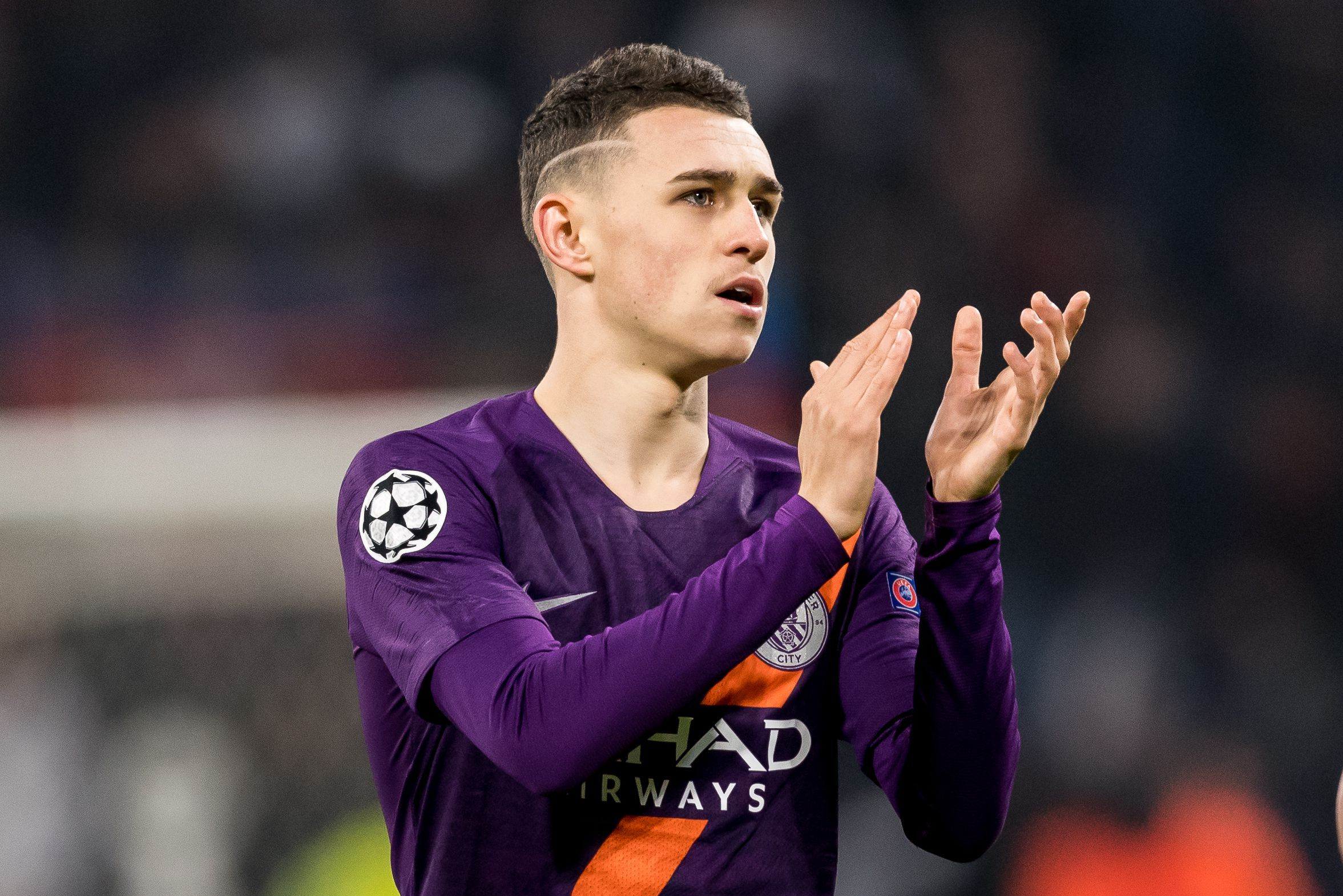 Phil Foden 'Over the Moon' After Signing New Contract at Manchester City |  Bleacher Report | Latest News, Videos and Highlights