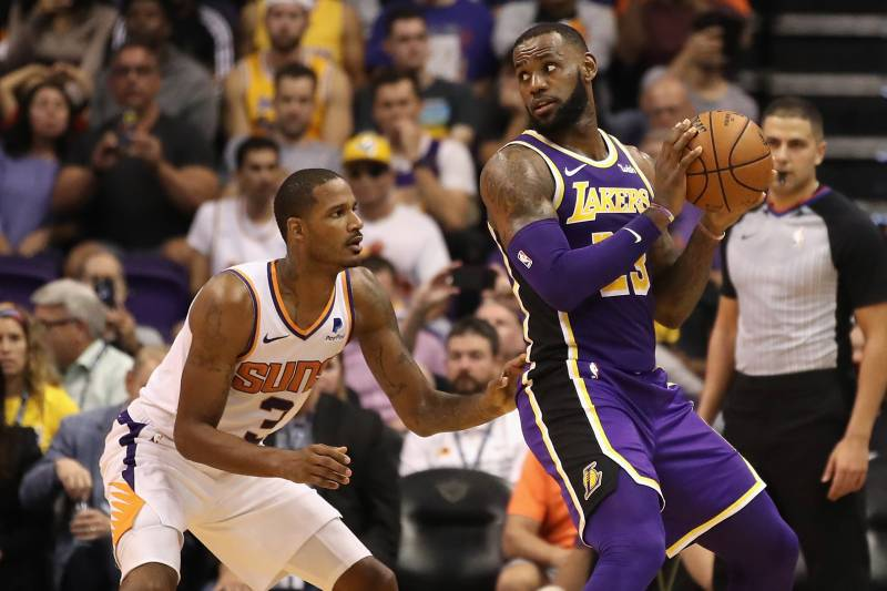 e394a59fc857 Lakers Rumors  Latest on Potential Trevor Ariza