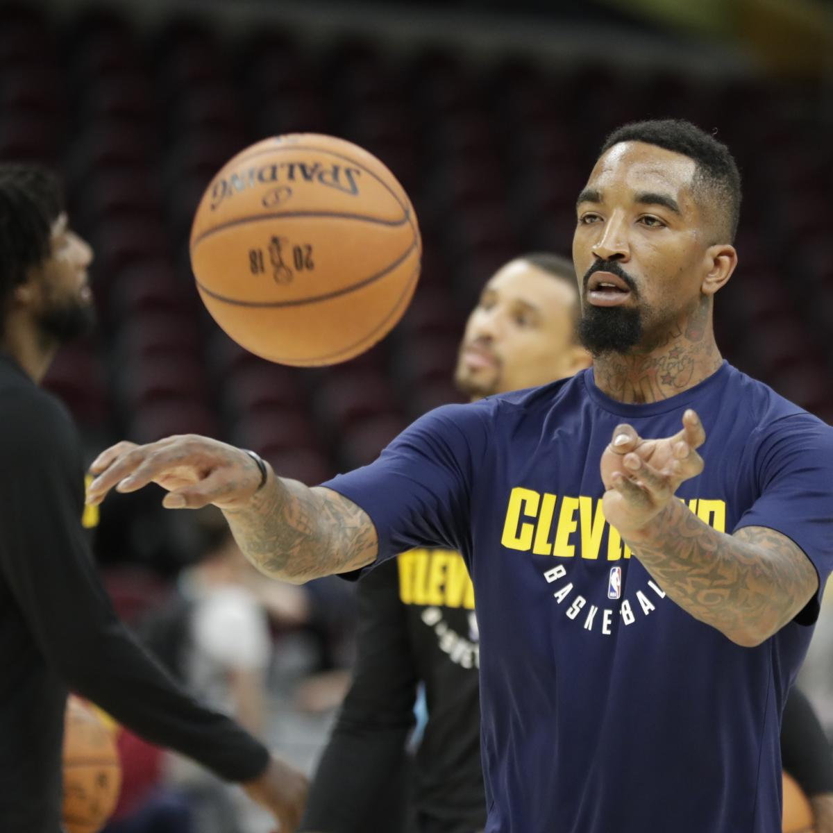 NBA Trade Rumors: JR Smith Drawing 'Exploratory Interest