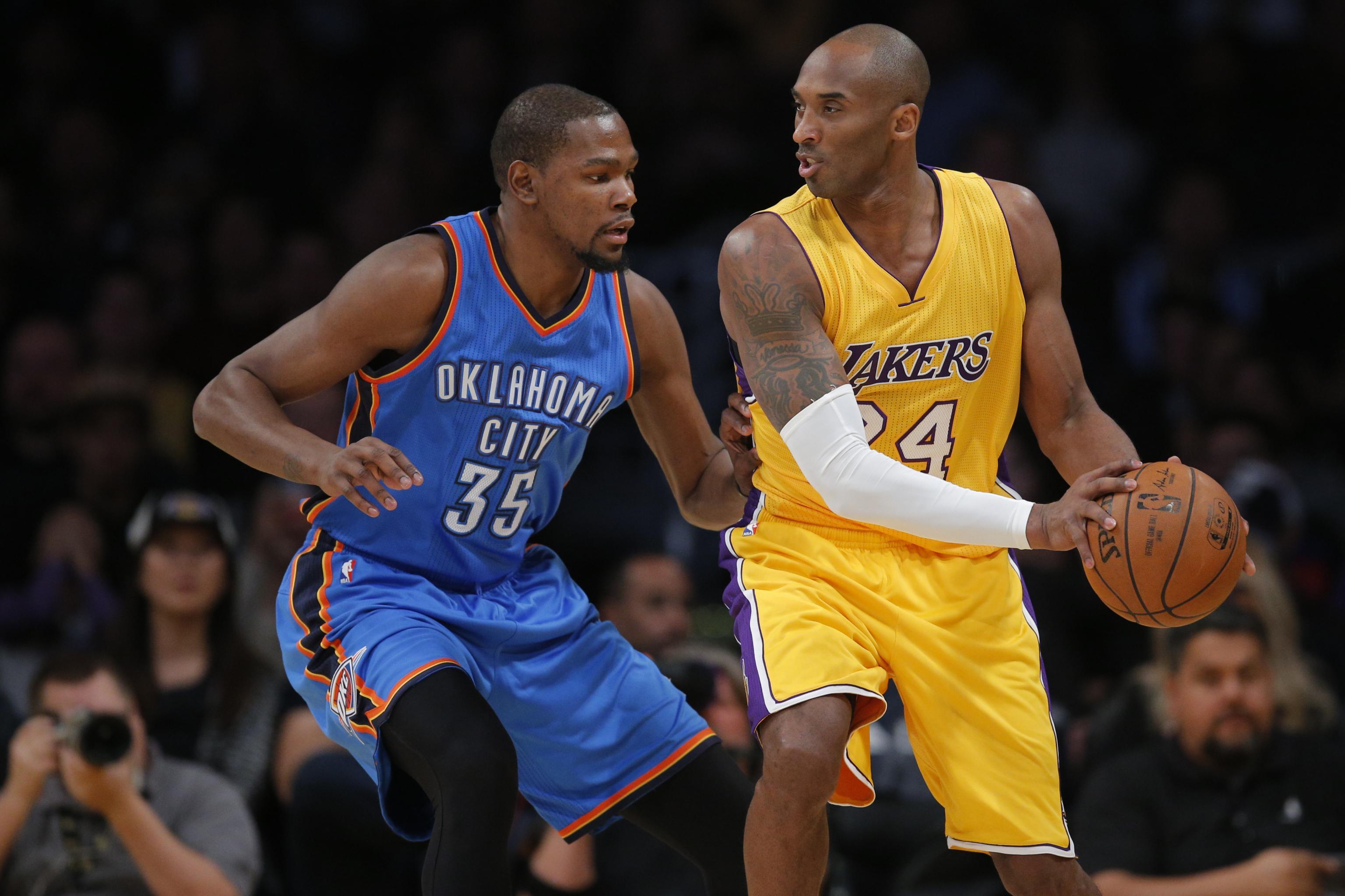 code promo f69ed d4164 Kevin Durant: Michael Jordan, Kobe Bryant, Kyrie Irving ...