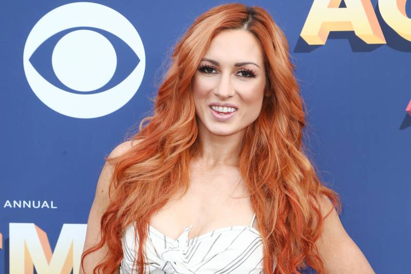 Becky Lynch Says She 'Completely Blacked Out' After Nia Jax's Punch