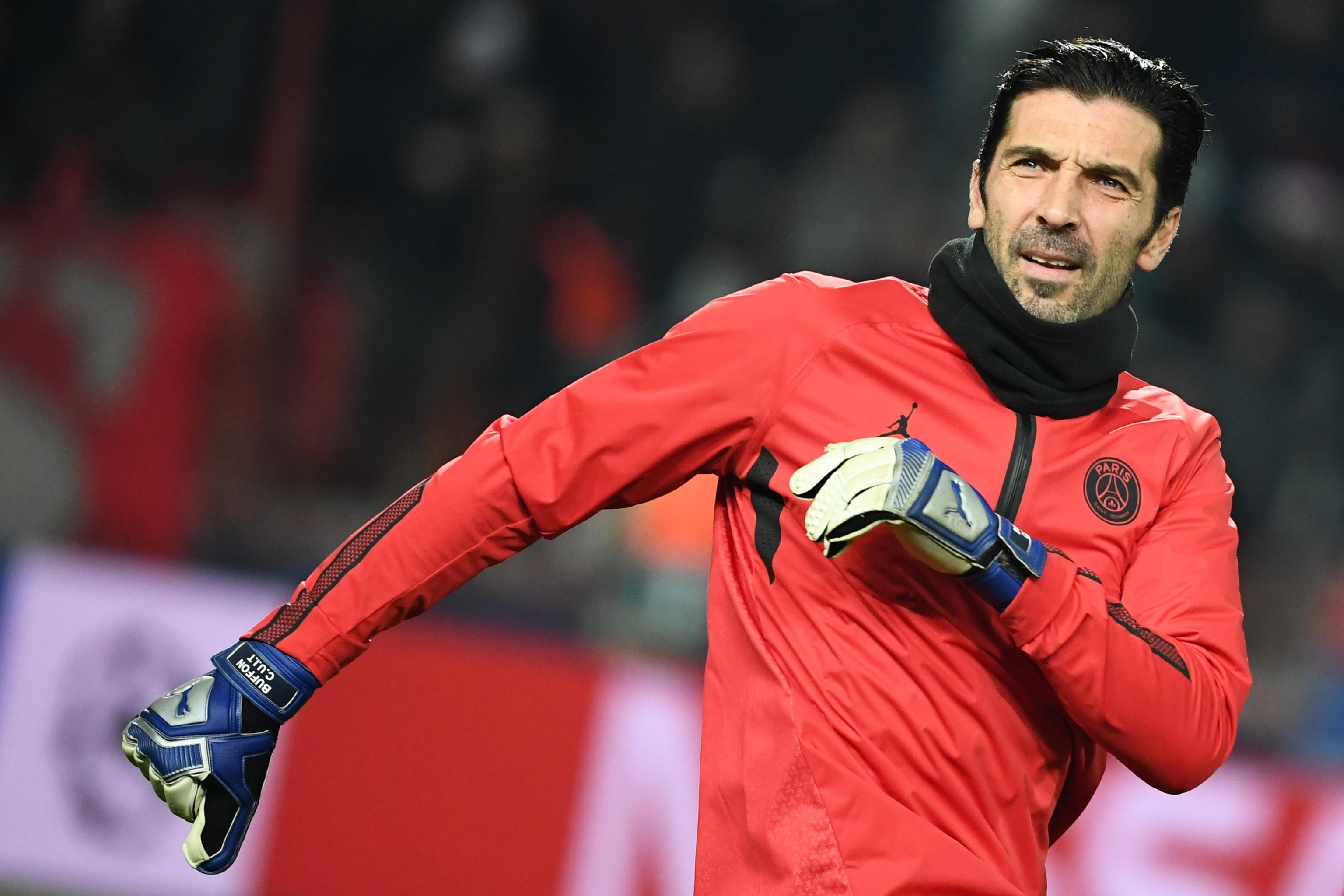 best service 6146a b3d59 Juventus the Strongest Team in UCL Says Gianluigi Buffon ...