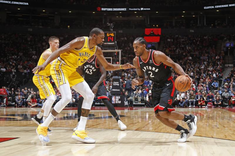 e4fa3edaa90 2018-19 NBA Championship Odds  Warriors Remain Heavy Favorites over Raptors