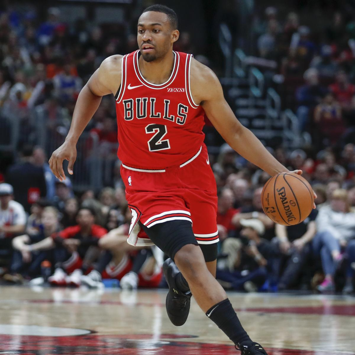 43adeede5 Jabari Parker Reportedly Removed from Bulls Rotation After Signing  40M  Contract