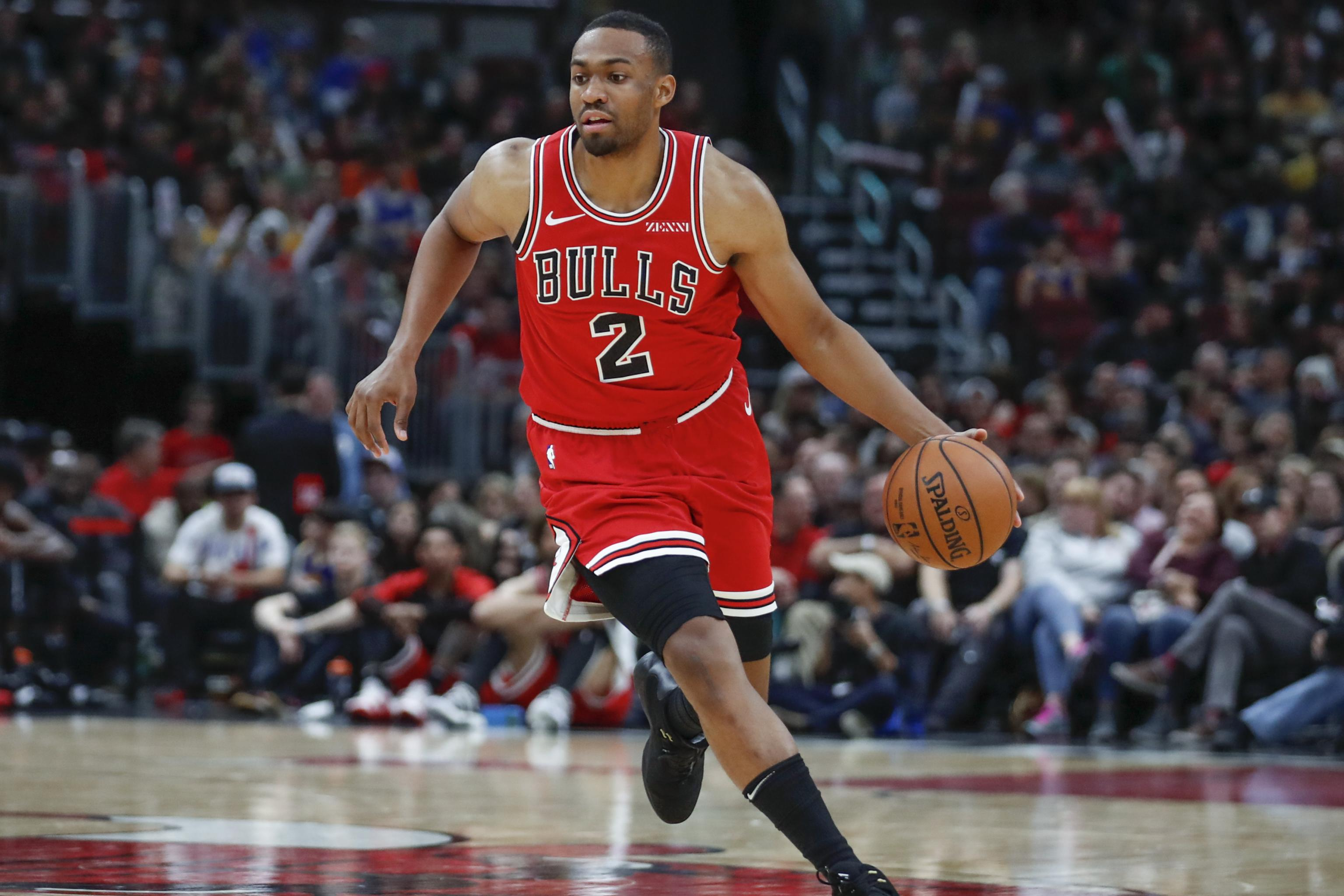 best loved 60ea4 08517 Jabari Parker Reportedly Removed from Bulls Rotation After ...