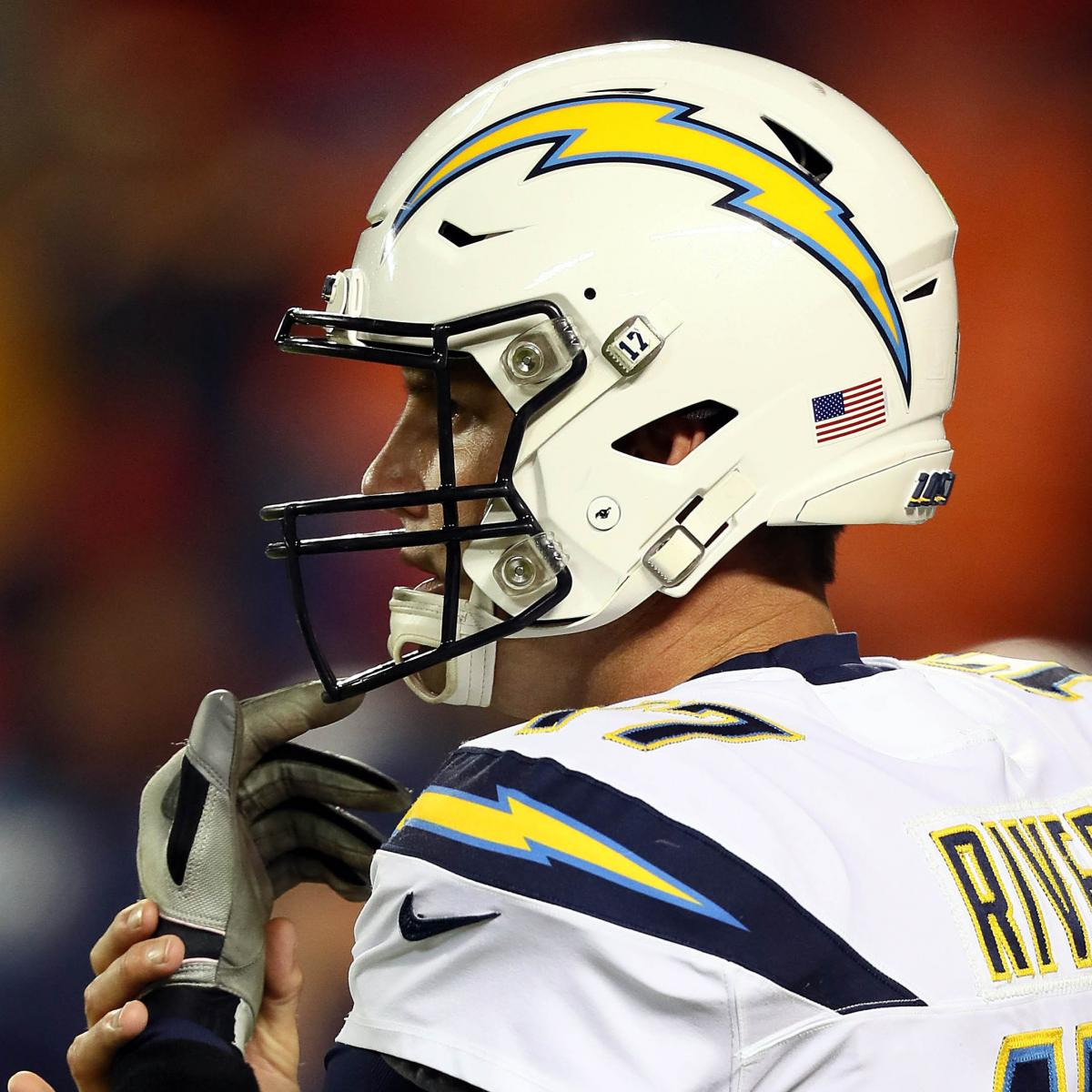 Don't Look Now, But Rivers-Led Chargers are AFC's Most Dangerous Team