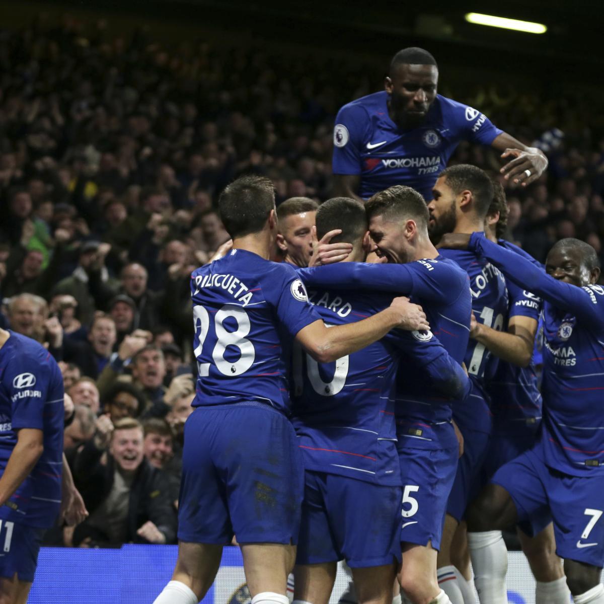 Brighton & Hove Vs. Chelsea: Odds, Preview, Live Stream