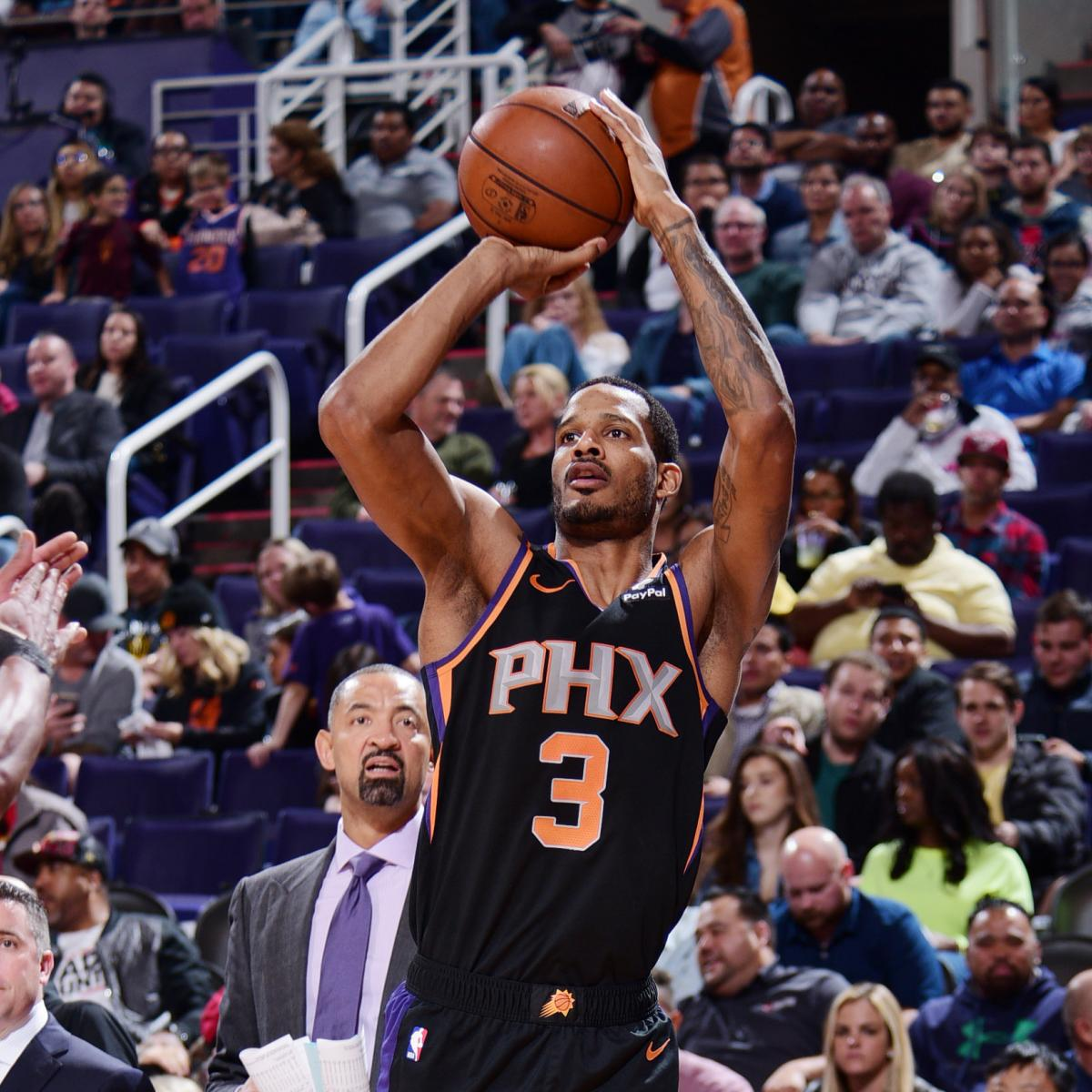 7f1098f2e Report  Trevor Ariza Trade to Wizards Called Off After Grizzlies-Suns  Mix-Up