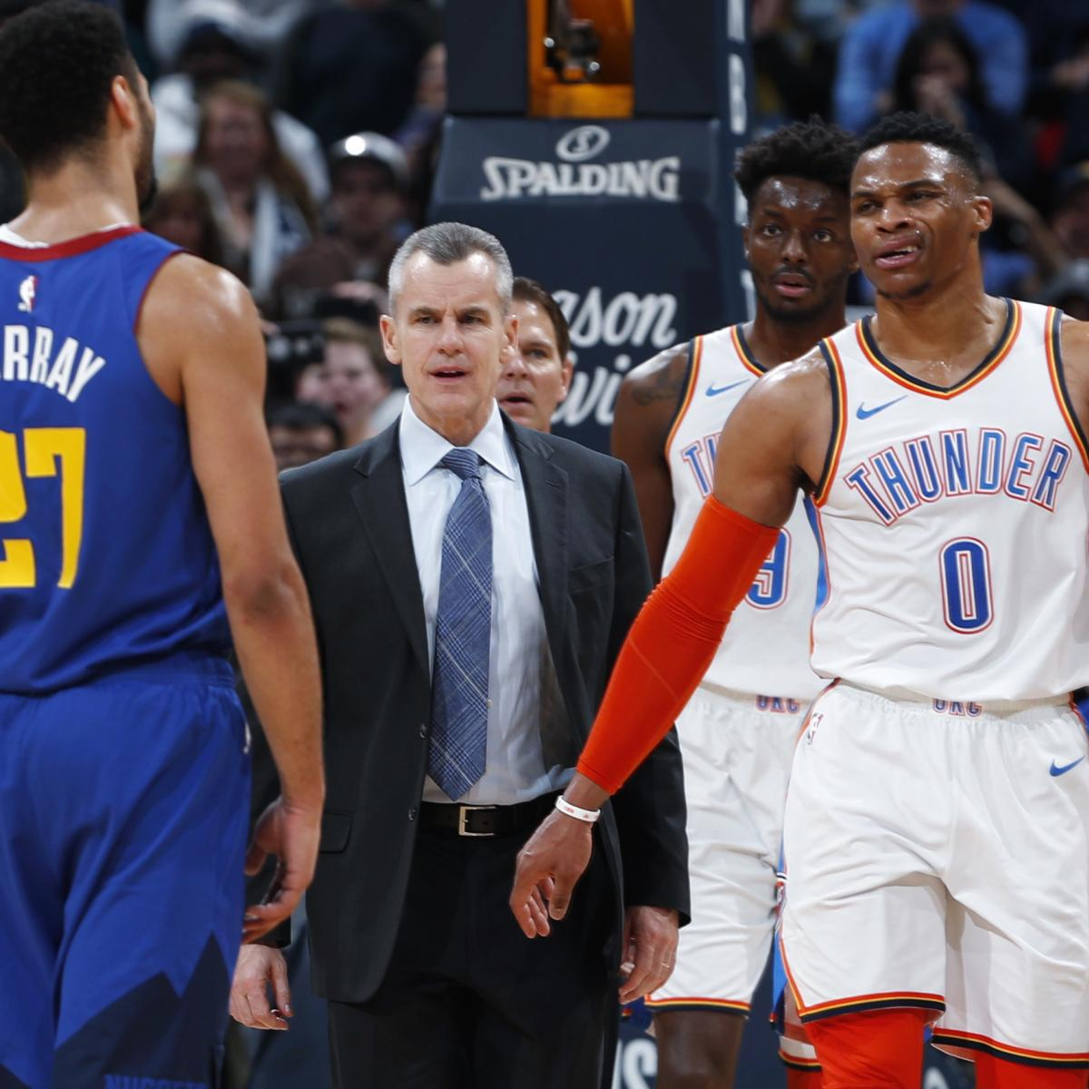 Russell Westbrook: Jamal Murray Was 'In My Way' Prior To
