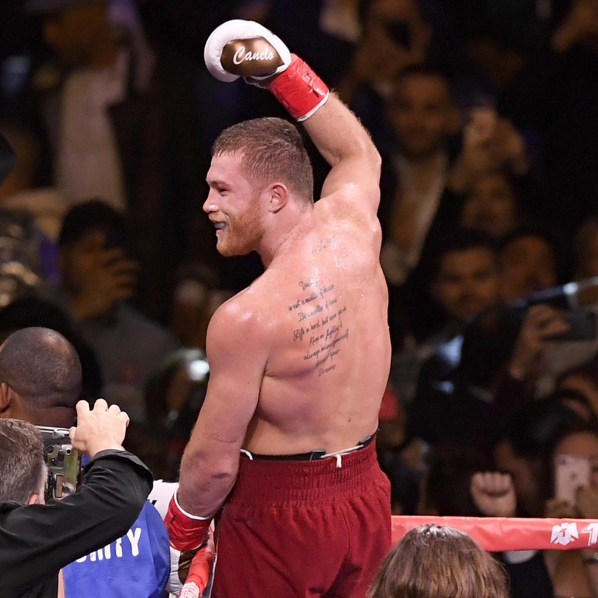 Canelo Alvarez On Gennady Golovkin Rematch: If People Want