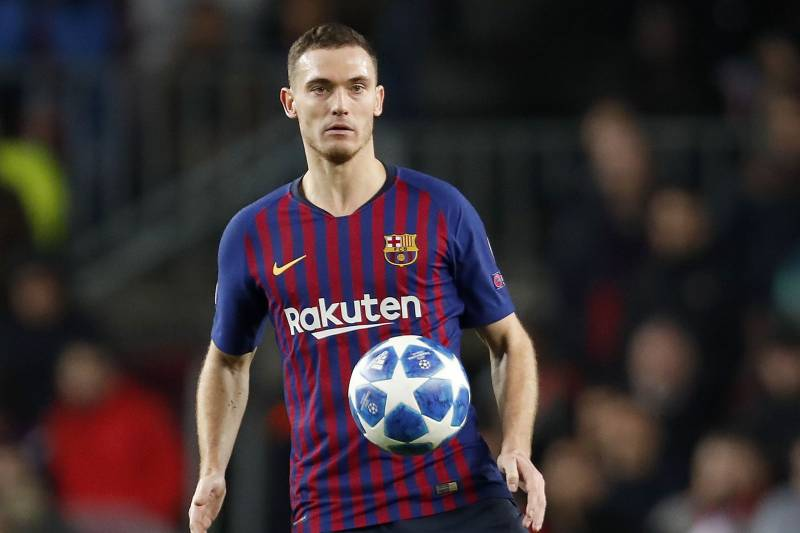 Barcelona S Thomas Vermaelen Ruled Out For 4 Weeks With Calf