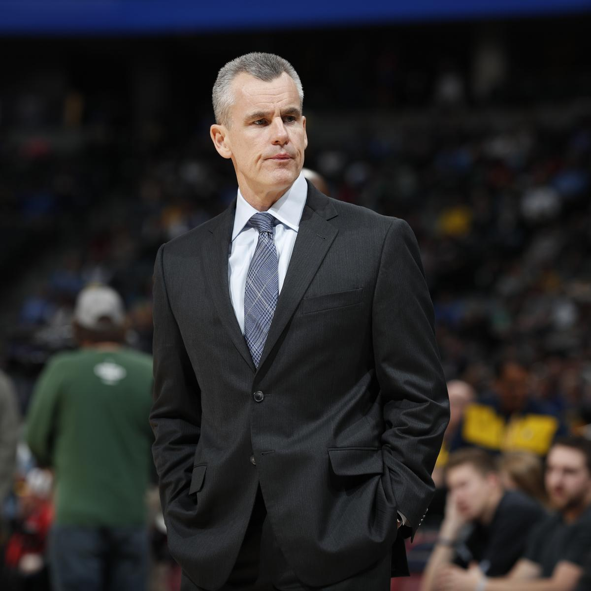 billy donovan - photo #13