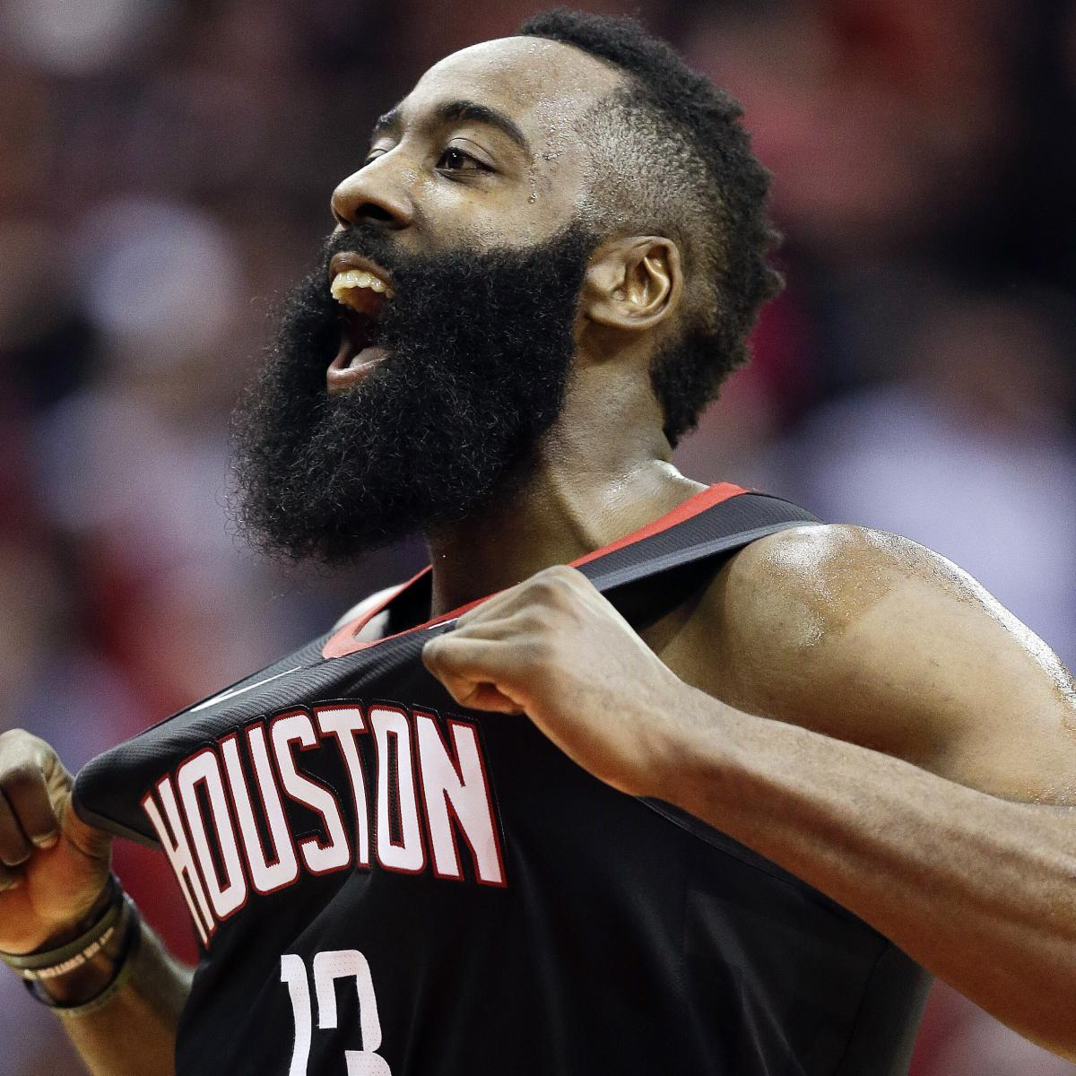 James Harden Back Step: James Harden On Uncalled Travel: 'What Do You Want Me To
